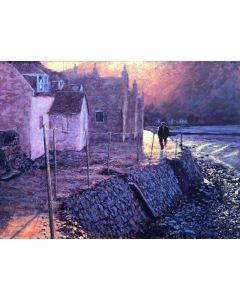 Evening Light - Crovie