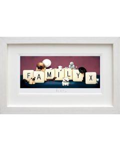 Family (Framed)