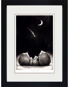 Family Night - Framed