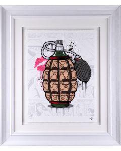 Designer Grenade - Gucci