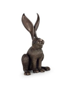 Hares Looking at You (Sculpture)