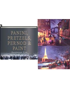 Panini- Pretzels- Pernod and Paint (Limited Edition)