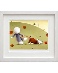Mad About The Ball (Framed)