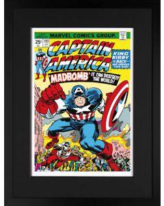 Captain America #193 - MadBomb