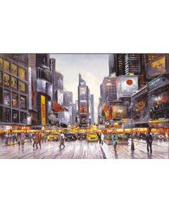Times Square Morning