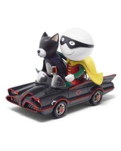 Catman & Robin (Sculpture)