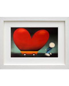 Overgrown Love (Framed)