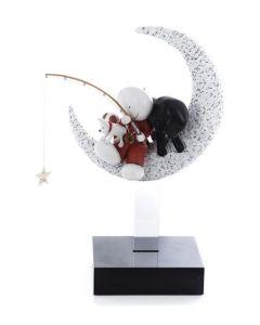 Catch a Falling Star (Sculpture)