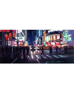 Bright Lights II (Canvas)
