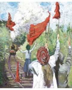 Saved By The Red Petticoats - The Railway Children