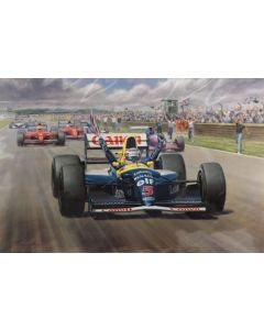 Victory (Signed by Nigel Mansell)