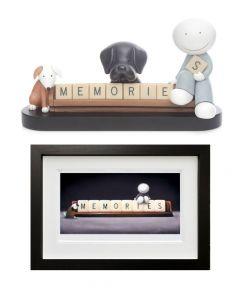 Making Memories (Black Frame, Pair)