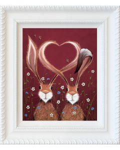 Share The Love (Framed)