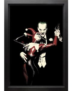 Tango With Evil - Box Canvas