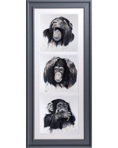 Three Wise Men (Portrait)