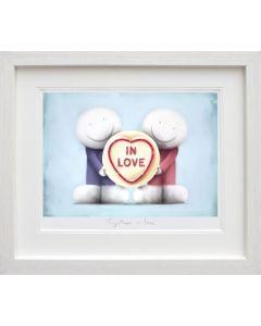 Together in Love (Framed)